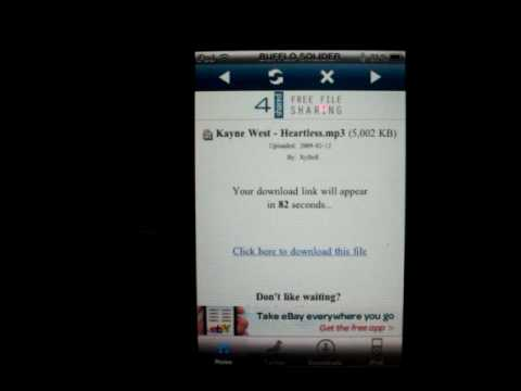 how to download music from youtube to ipod touch