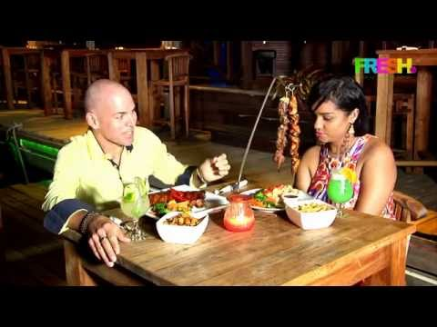 Fresh TV Wine & Dine at Oporto Restaurante Curacao