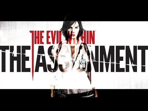 Leslie... Végre...  The Evil Within The Assignment DLC #3  