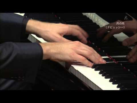 Andrew von Oeyen  Clair de lune   Debussy