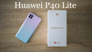 huawei P40 Lite Unboxing [Greek]