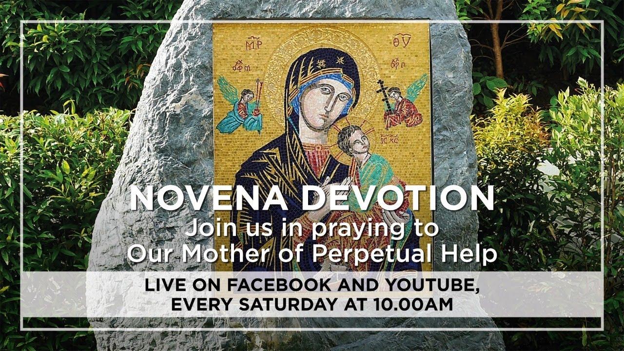 Download Novena Devotion Live (10am - 24 July 2021)