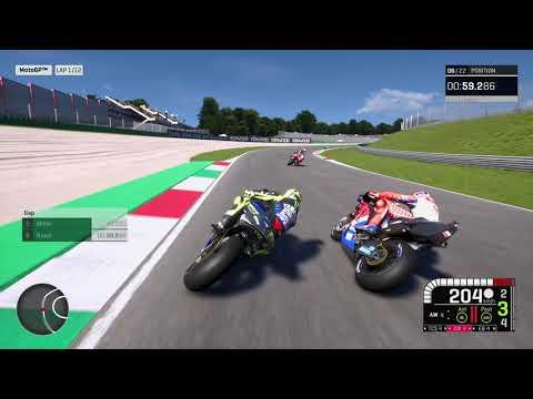 MotoGP™19 First Official Gameplay