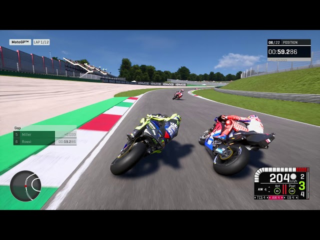 MotoGP™19 First Official Gameplay