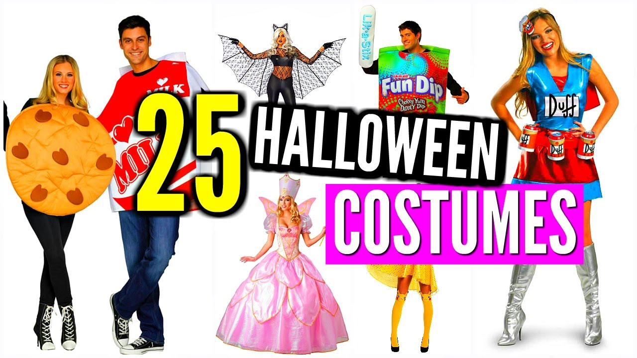 25 halloween costumes you need to buy right now! costume ideas for