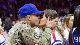 Soldiers Surprise Homecoming Compilation 27