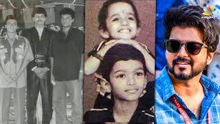 Vijay-ன் உண்மையான Kutty Story இதோ | Master, Ajith, Rajini, Kamal, Dhanush, Actors Rare pics