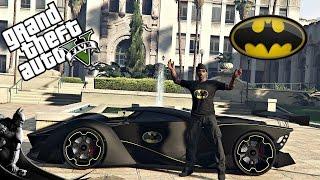"GTA 5 Online - ""ALMIGHTY SOSA BATMAN"" GROTTI X80 CAR CREATION!"