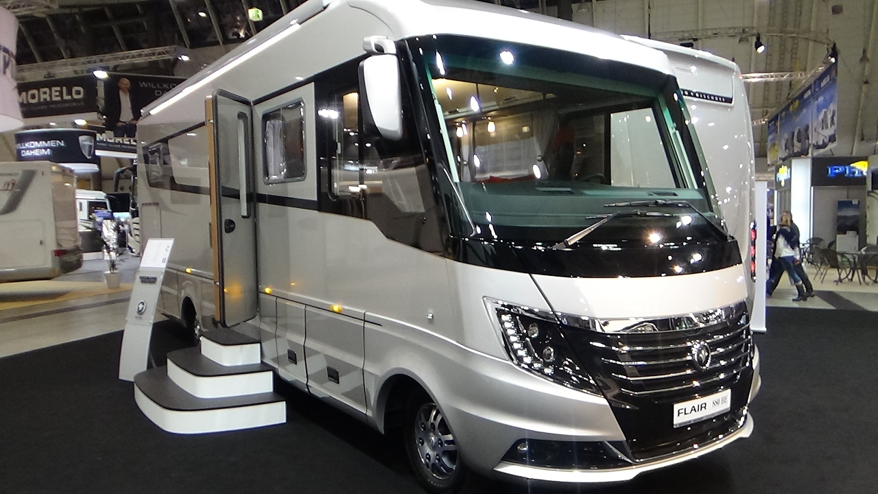 2017 Niesmann & Bischoff Flair Iveco Daily- Exterior and Interior ...
