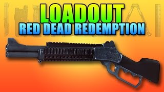 Loadout - Red Dead Redemption Mare