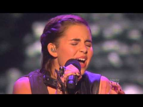Carly Rose Sonenclar - Live Show