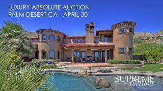 Luxury Home For Sale in Palm Desert California [6,254 Sq Ft]
