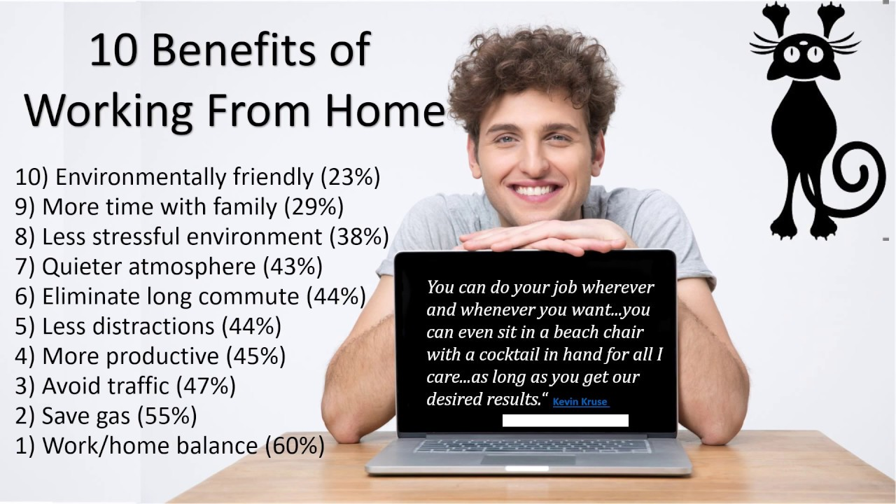 buyer work from home