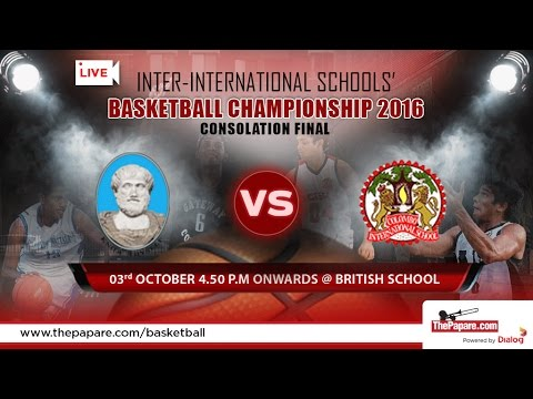 Lyceum International School,Nugegoda v Colombo international School, Kandy - Consolation Finals