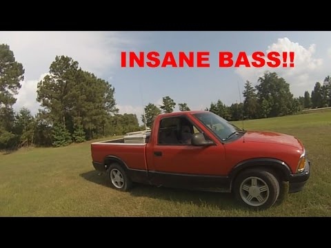 Kicker comp 10: Insane bass for a 10inch Sub