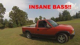 Kicker comp 10: Insane bass for a 10inch Sub