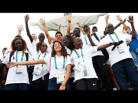 Meet the Refugee Olympic Team