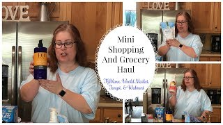 Mini Shopping and Grocery Haul