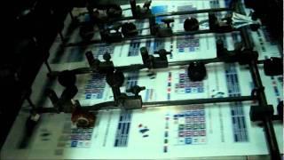 macchina da stampa offset SAKURAI 35x50
