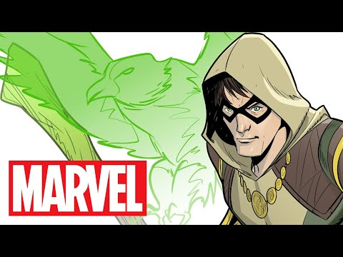 Conjuring Animals! | Marvel Make Me a Hero