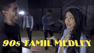 Drake - Controlla (90's Tamil Medley) Mashup by Inno Genga  ANOSHINIE - DANCE COVER