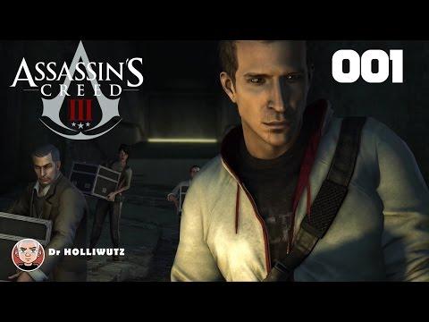 Assassin's Creed III #001 - Überfahrt nach Boston [PC][HD]   Let's play Assassin's Creed 3