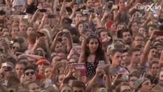 Shawn Mendes Stitches live 2018