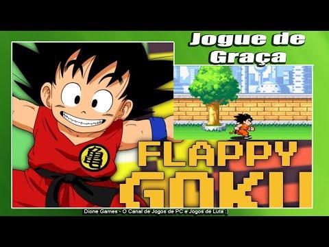 Flappy Goku - 15 Minutos Com o Jogo - Confira Agora! (PC/Gratis/Dione Games/PT-BR)