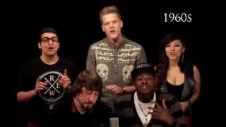 Repeat youtube video Evolution of Music - Pentatonix