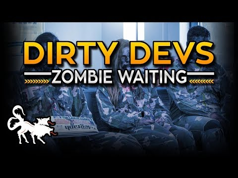 Dirty Devs: The Zombie Waiting Trademark complaint