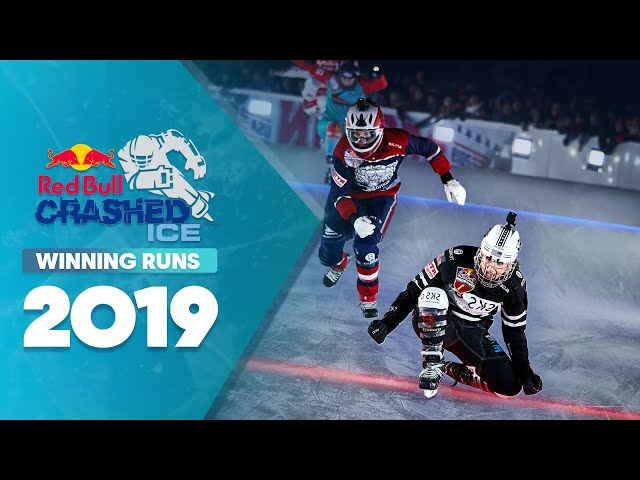 Red Bull Crashed Ice Hits Boston's Fenway Park   Red Bull Crashed Ice 2019