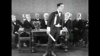 Buster Keaton - College (1927)