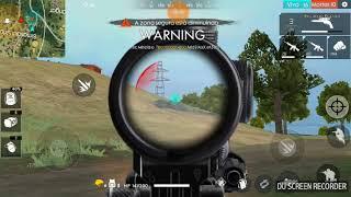 Matando 13 com m4a1 (FREE FIRE)