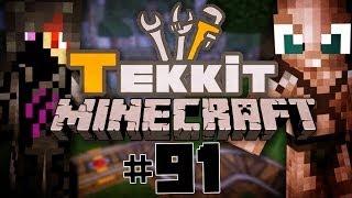 Minecraft Tekkit - IS ER WEL EEN WEG TERUG?! #91