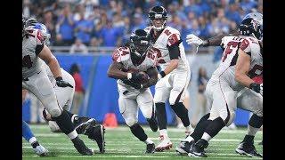 Atlanta Falcons Highlights Vs. Lions 2017 | NFL Week 3 Highlights | #RiseUp