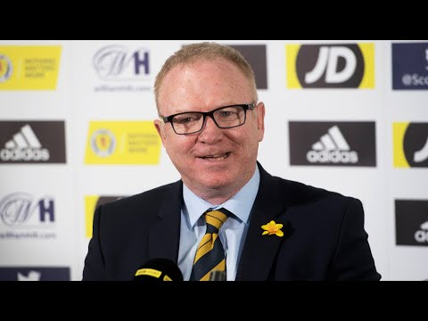 Alex McLeish Squad Announcement | Scotland v Kazakhstan & San Marino