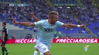 #SerieATIM | Highlights #LazioMilan 4-1 streaming