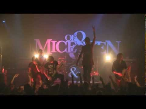 Of Mice & Men - Full set live in HD! - Monster Outbreak Tour - Raleigh, NC