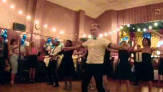JAMIE & TOM'S BRIDESMAIDS/GAIDS SURPRISE WEDDING DANCE ROUTINE