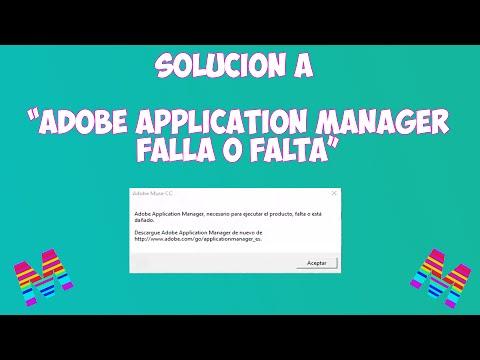 """(funciona-2020)-soluciÓn-al-error-""""adobe-application-manager-falla-o-esta-daÑado"""""""