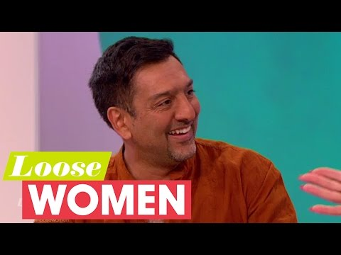 Nitin Ganatra On Being In Eastenders | Loose Women