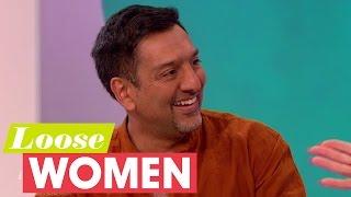 Nitin Ganatra On Being In Eastenders | Loose Women