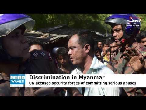 UN condemns 'devastating' Rohingya abuse in Myanmar
