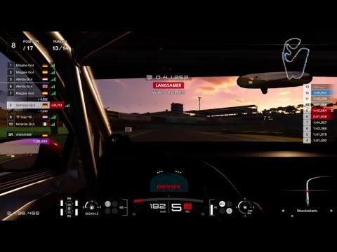 Gran Turismo Sport FIA Rennen