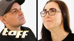 Im Streit! Vergleich zum Ex-Partner? Wahrheit oder Nichts: Tino & Nina | taff