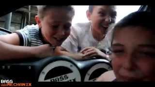 Loud BASS - Kids & Bass