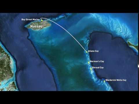Bahamas map Sail Republic
