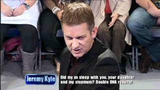 The Jeremy Kyle Show Classics  - an angry Brummie gets ushered away by security [HD]