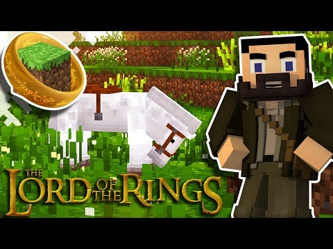 Lord Of The Rings Minecraft Adventure! :: My Very Own Shadowfax! :: EP03