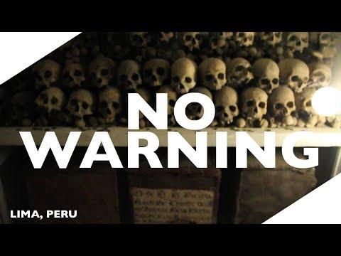 Tomb Raiding in Peru (Lima, Peru)